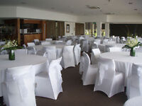 Throne Chair Hire £199 Head Table Decoration Hire £35 Cheap Chair Decoration Hire 79p Fish Bowl Hire