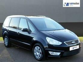 2015 Ford Galaxy ZETEC TDCI Diesel black Automatic