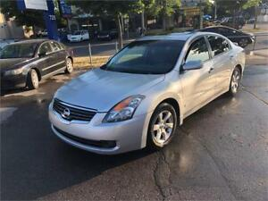 2007 NISSAN ALTIMA 2.5 SL ** FULL FULL ** LEATHER ** MAGS