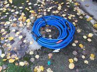 Heated RV hose