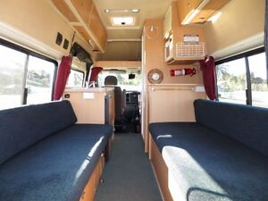 KEA Freedom Motorhome – LOW KMS Glendenning Blacktown Area Preview