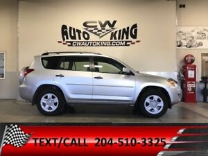 2011 Toyota RAV4 All Wheel Drive / Local / Financing Available