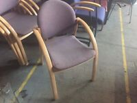 Wood Framed Chairs
