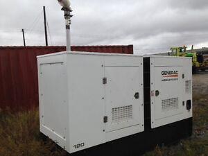 *REPO*BRAND NEW!2015 Generac MMG120 Mobile Power  Generator REPO