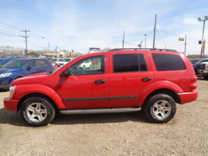 2006 DODGE DURANGO SLT SPORT-DVD-HDTV-LEATHE 4.7L V8 POWER-
