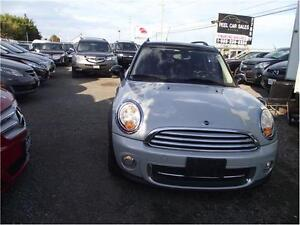 2011 MINI Cooper Clubman|PANORAMIC ROOF| LEATHER|ACCIDENT FREE|