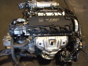 JDM HONDA D15B VTEC 1.5L ENGINE WITH MT TRANSMISSION 1992-1995