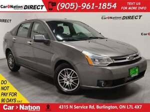 2011 Ford Focus SE| LOCAL TRADE| HEATED SEATS|