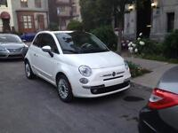 2012 FIAT 500 LOUNGE, Must Sell Fast!