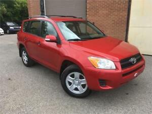 TOYOTA RAV4 2010/AUTO/AWD/4CYLINDRES/AC/DEMARREUR/MAGS/AUX/