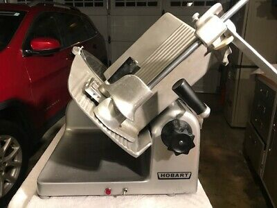 Hobart 1612 12 Commercial Deli Style Meat Slicer Runs Well Local Pickup Only