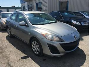 2010 Mazda Mazda3 GS, FINANCEMENT MAISON