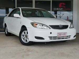 2004 Toyota Camry MCV36R Ateva White 4 Speed Automatic Sedan Brendale Pine Rivers Area Preview