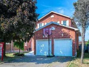 Stunning 4 Br Home In The Most Sought After Area Of Brampton