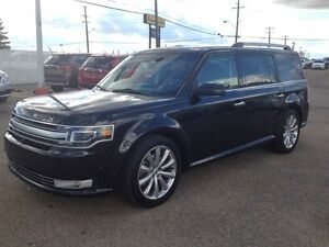 2013 FORD FLEX LIMITED AWD AMAZING VEHICLE