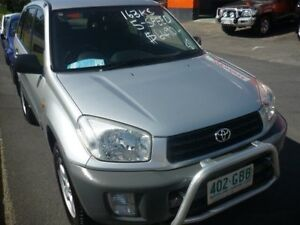 2001 Toyota RAV4 Silver 5 Speed Manual Wagon Caboolture Caboolture Area Preview