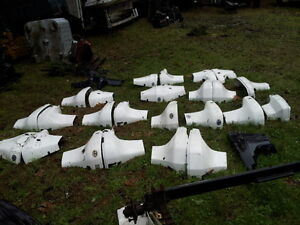 Late Model Evinrude E-tec cowlings for small to large outboards.