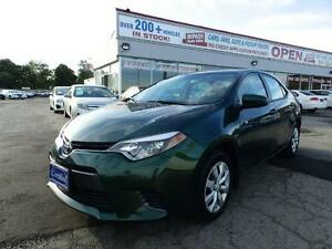 2015 Toyota Corolla LE BACK UP CAMERA AUX BLUETOOTH HEATED SEATS