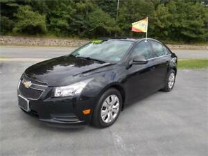 2014 Chevrolet Cruze 1LT BACKUP CAMERA-BLUETOOTH $1000 CASH BACK