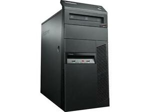 Lenovo ThinkCentre M82 Tower Desktops (4 available)