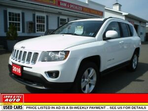 2016 Jeep Compass HIGH ALTIUDE AWD