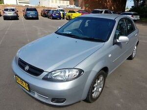 2008 Holden Viva JF MY08 Upgrade Silver 5 Speed Manual Hatchback Georgetown Newcastle Area Preview