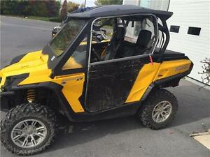 2012 Can Am Commander 800xt