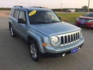 2013 Jeep Patriot Sport 4WD 4dr Sport