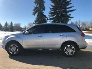 2007 Acura MDX SH-AWD ONE OWNER = TECH PACKAGE = NAV - CAMERA -