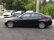 BMW 320I 2006 E90 BLACK WRECKING COMPLETE CAR FOR PARTS E90 AUTO North Parramatta Parramatta Area Preview