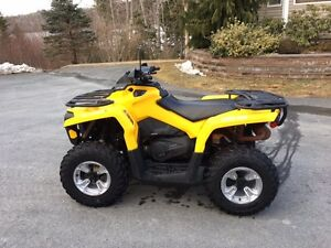 2015 Can Am Outlander 450