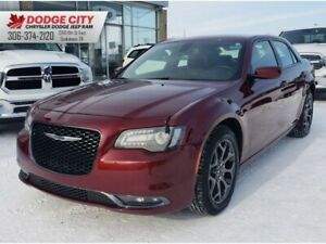 2018 Chrysler 300 300S AWD | BTooth, Htd.Leather, Bup Cam