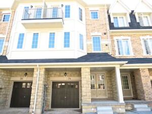 Brampton, Executive, Freehold Townhome In Golf Course Community