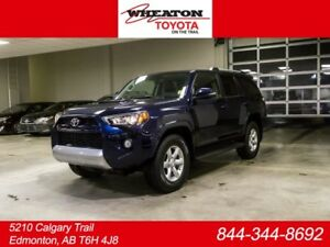 2015 Toyota 4Runner TRAIL EDITION, NAVIGATION, LEATHER, HEATED S