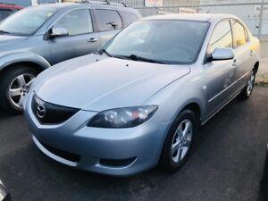 2006 Mazda Mazda3 GX
