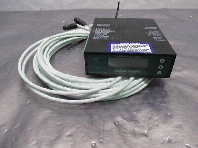 Malema SC630D Ultrasonic Flow Meter, M-2111-F6115-D-U-005, 50 LPM, RS1146