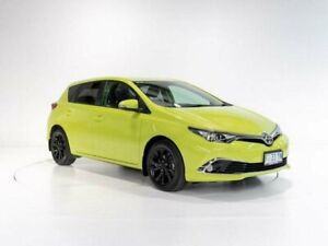 2017 Toyota Corolla ZRE182R MY17 Ascent Sport Green 7 Speed CVT Auto Sequential Hatchback Cooee Burnie Area Preview