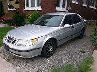 Best offer takes it, Saab 9-5, NEED GONE, will tow to you