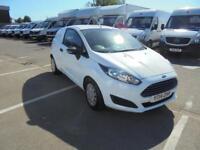 Ford Fiesta 1.6 Tdci Econetic Van (AIRCON) DIESEL MANUAL WHITE (2014)