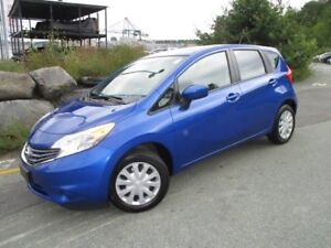 2015 NISSAN VERSA NOTE SV PURE DRIVE (A/C, BLUETOOTH, POWER EQUI