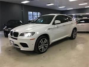 2012 BMW X6 M 555HP NO ACCIDENTS MINT CONDITION!!