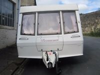 Bessacarr Cameo Two Berth Touring Caravan
