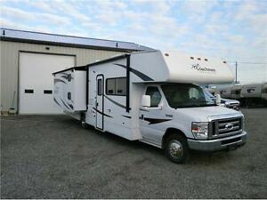 2011 COACHMEN FREELANDER 32BH FOR RENT!BUNKS/2 SLIDES/SLEEPS 10!