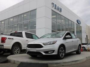 2017 Ford Focus SE, 200A, SYNC, HEATED FRONT SEATS, HEATED STEER