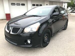 2009 Pontiac Vibe GT 5 Speed Manual Transmission! Clean Title!