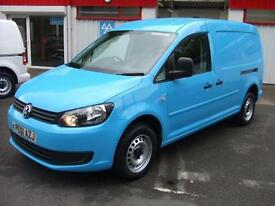 Volkswagen Caddy Maxi 1.6TDI 102PS C20 Maxi Long Wheel Base Van Air Con 35 K