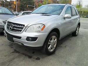 2007 Mercedes Benz ML320 Diesel/Navigation/2Years Ltd. Waranty.