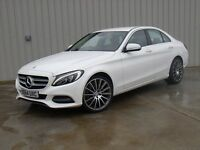 Mercedes C220 Sport new shape model