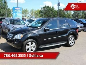 2010 Mercedes-Benz M-Class NAV, LEATHER, SUNROOF, HEATED SEATS/W