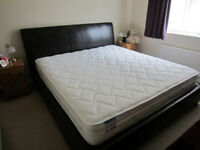 MUST GO ASAP Super King Size Ottoman Bed